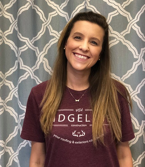 Lindsey Dukes, Office Manager